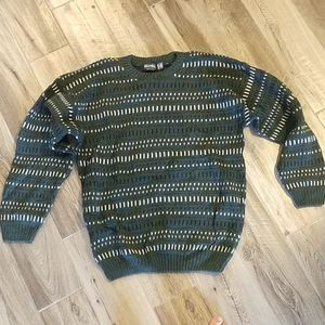 Men's Large Cosby 1980-1990's Sweater